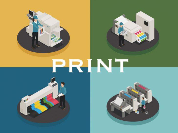 現役インハウスデザイナーが仕事でお世話になっている印刷通販をまとめていく