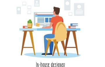 インハウスデザイナー