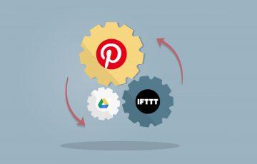 IFTTTを使ってGoogleドライブのフォルダにアップした画像をpinterestに一括アップする方法